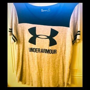 Under Armour Baseball Style Top-Size Large